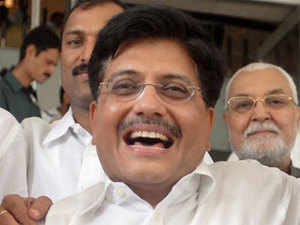 Here Piyush Goyal talks about the BJP's economic agenda and thinking and what his party will do to revive investment if it comes to power.