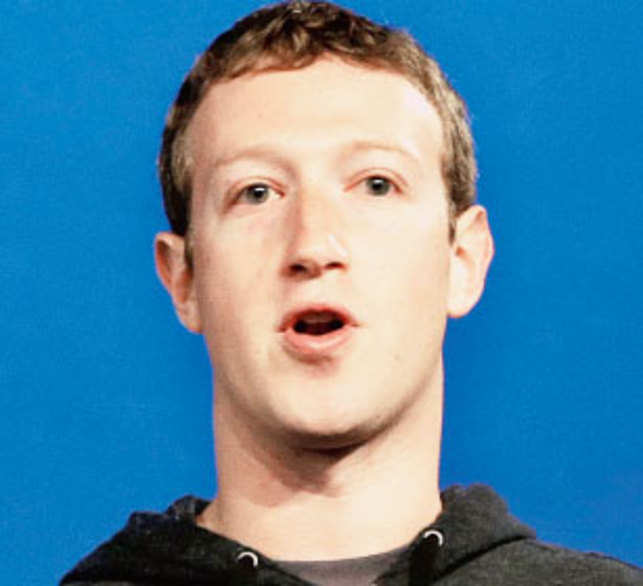 """Facebook chief executive Mark Zuckerberg said the future of the company will not necessarily rely on a user's """"real identity"""", in an interview about the social network's tenth anniversary."""