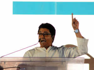 MNS chief Raj Thackeray was today detained before being released during his party's uncharacteristically peaceful 'Rasta Roko' agitation.