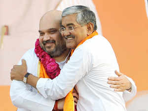 Amit Shah, the chief lieutenant of Narendra Modi, had chosen mostly RSS men as caretakers, or palaks, of LS constituencies.