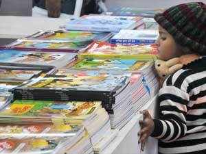 Literature for children is the focus of the New Delhi World Book Fair, which begins here on February 15 with Poland as the guest country.