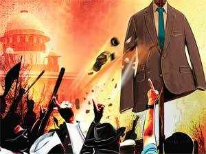 Corporate India has come under fire from various quarters in the five years of the UPA's second term.
