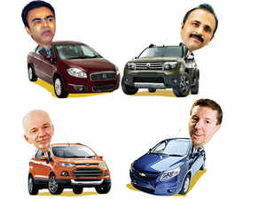 Almost all passenger car companies in India have shuffled their top deck in the past 24 months. Some of these shuffles were planned.