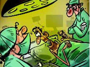 The Indian habit of 'jugaad' — roughly, making do with what you have — is now coming handy in surgeries and clinics, reducing healthcare costs considerably