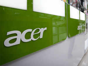 Acer is seeing increase in demand for IT products as bank branches invest heavily on synchronisation and automation of operations.