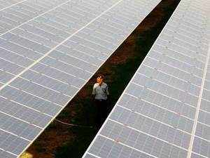 WelspunGroup, has shown interest in participating in government'sprogrammeof setting up 4,000 MW solar ultra mega power projects in the country.