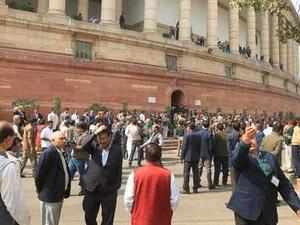 Pepper attack: Matter referred to Lok Sabha Privileges Committee