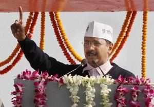 ArvindKejriwal'soath-taking ceremony costgovtoverRs6lakh:RTI