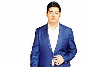 Chairman Mukesh Ambani's son Akash has joined Reliance Industries Ltd, starting at its telecom unit at a critical time.