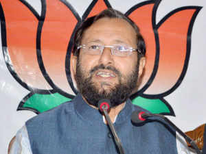 """""""This budget is practically a no budget. This is a farewell budget of a government which has lost on all counts. Not to highlight their (government) failures, he (Finance Minister P Chidambaram) is hiding behind the figures of percentage of world economies,"""" BJP spokesperson Prakash Javadekar said."""