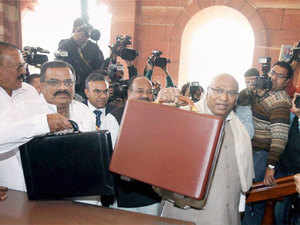 Soon after Finance Minister P Chidambaram presented the Interim Union Budget, the Interim Railway Budget came up for discussion and passage.