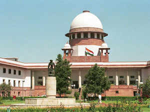 """The apex court said it cannot take a different stand and different view from what it had taken on February 7 while terming the plea as """"premature""""."""