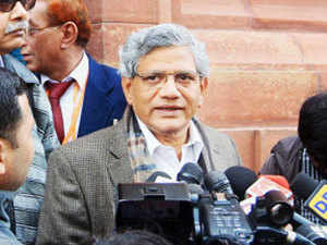 Yechury said in December 2012, the amount of tax not recovered stood at Rs 4.82 lakh crore. It went up to Rs 5.10 lakh crore in December 2013.