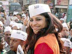 There is a buzz that the party might pit Shazia Ilmi against Congress President Sonia Gandhi in the upcoming general elections.