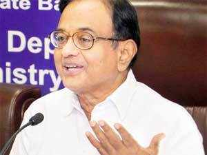 Even thoughNarendraModiis yet to contest aLokSabhaelection, his shadow loomed large on Finance Minister PChidambaram'sbudget speech.
