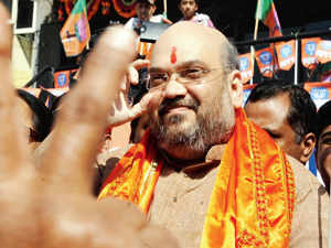 Ever since Modi dispatched Amit Shah to take charge of the campaign, the equations within the party's state leadership have altered drastically.