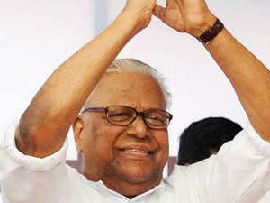 """Referring to Gandhi's charge that Communists only shed tears for the poor but had done nothing to uplift them, he said, """"Such statements only betrayed the Congress president's ignorance of the history of Kerala."""""""