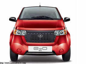 Mahindra Reva Electric Vehicles slashed the price of e2o by up to Rs 1.7 lakh by introducing a scheme under which a consumer pays rental fee for battery.