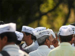 """I am disillusioned with AAP which is making a farce of democratic system of candidate selection while the nominees are pre-determined,"" a builder said."