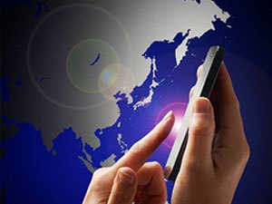 Indian smartphone market is expected to double and touch 80 million by the end of current fiscal, a top Samsung India official said.
