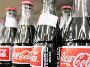 Coca Cola posted 8 per cent volume growth in the October-December quarter in India but its business in the country was slower during 2013.