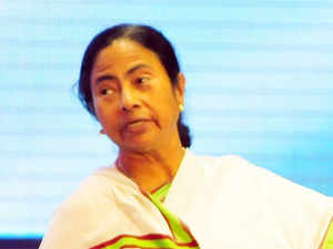 """""""The way it happened, it is illegal. I have no language to condemn the way the Bill was passed,""""MamataBanerjee said."""