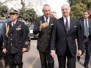 A furious Italy today upped the ante in its standoff with India over the trial of its two marines by recalling its Ambassador in New Delhi