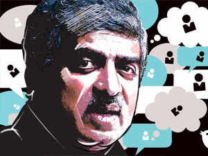 Nilekani is engaging his constituency in a dialogue that appears to be aimed at emphasising, above all, that he is very much a Bangalore man.