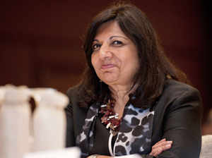 With this, Kiran Mazumdar-Shaw becomes the first woman chairperson of any IIM board in the country.