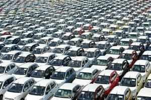 Hyundai Motor India Ltd on Monday reported a O.57 % increase in its total sales in June at 54,667 units as against 54,354 in the same month last year.