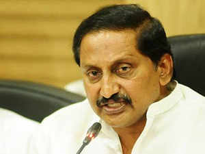 Andhra Pradesh Chief Minister N Kiran Kumar Reddy, who today quit his post and the Congress party, has expressed disappointment over the manner in which the state was being divided.