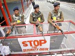 There has been an increase in attacks on security forces in Jammu and Kashmir last year, government today told Parliament