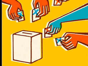 """""""The general elections should be contested on the basis of policies of respective parties or alliances and not as BJP's Narendra Modi or Congress' Rahul Gandhi,"""" party MLA Vinod Kumar Singh said."""