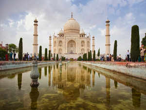 """The iconicTajMahalis among 30 Indian monuments which can now be """"visited"""" online with a 360-degree panoramic view, thanks to a novel initiative."""