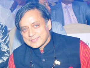 """Shashi Tharoor told reporters here that non-passage of the bills will be a """"setback to the nation"""" and so all options will have to be examined to bring them into effect through other routes, including the ordinance route."""