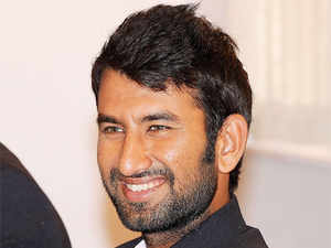 India's middle order batsman Cheteshwar Pujara has been appointed as the 'brand ambassador' of the Gujarat state Election Commission.