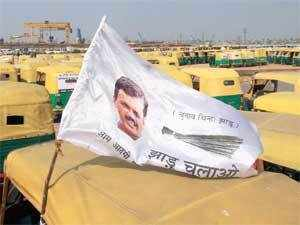 """would not extend any further support toArvindKejriwal-ledAAP,while accusing him of """"betraying"""" their cause and not taking any steps for their betterment."""