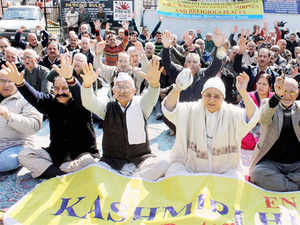 TermingKashmiriPanditsan inseparable,Jammuand Kashmir government told the state Assembly that it had implemented various schemes their return.