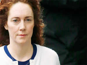 Former News International chief executive Rebekah Brooks was acquitted of a charge of paying for a picture of Prince William in a bikini as she gave evidence for the first time in her phone hacking trial here today.