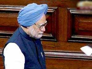 After an expelled Congress MP unleashed a pepper spray in theLokSabhaandPallamRajuandChiranjeevislammed the bill, the PM sought to convey his strong disapproval of suchbehaviour.