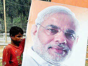 In the race to handle the election advertising campaign for theBharatiyaJanataParty (BJP), the front-runners seem to be Soho Square.