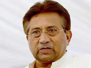 In a setback to former Pakistani military ruler Pervez Musharraf, a special court today dismissed his petition seeking treason trial under the Army Act.