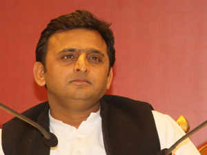 The Uttar Pradesh government today tabled an Interim Budget of Rs 2,59,848.68 crore for 2014-15 fiscal with an estimated deficit of Rs 5,181.71 crore.