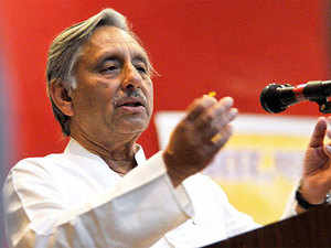 Deputy Chairman PJ Kurien asked Aiyar whether he yielded to allow others to speak, to which he said he had no objection and he can ask his question later.
