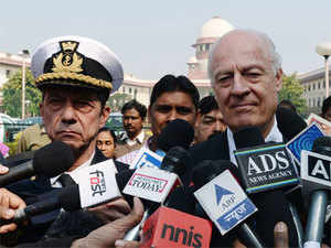 India said it has asked Italy to provide more security to its embassy in Rome after the mission reported receiving hate mails.