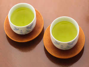 Demand for green tea is growing at a rate of 17 per cent per annum against only 3 per cent for black tea in the domestic market, a Tea Board official said today.
