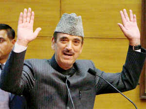 Azad said it was unfortunate that many parties and MPs, even from Congress, who had initially supported the creation of the new state later began opposing it.