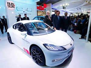 Mahindra Reva, is already testing various parameters of Halo prototypes and a production design of India's first locally developed electric sports car is not far.