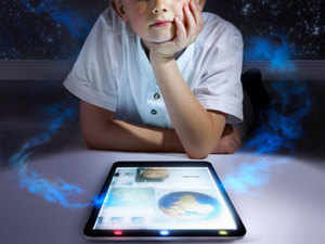 ET lists out some apps for smartphones and tablets, fun gadgets, as well as devices like telescopes.