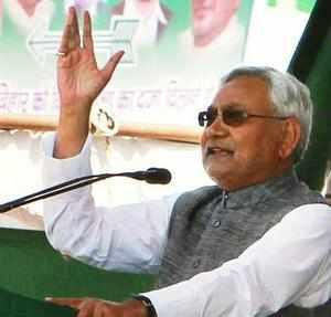 Nitish Kumar inaugurates power projects worth Rs 12,000 crore